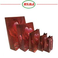 Good quality plastic carry bag design plastic bag for yiwu factory
