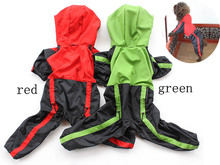 Wholesale Pet Clothing Waterproof dog Raincoat for small medium large dogs