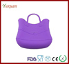 Silicone Satchel bagTote bag candy Jelly Handbags Purse Candy