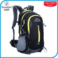 Outdoor Master Hiking Backpack 38L with Waterproof Sport Backpack Cover