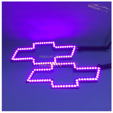 RGB LED Car Auto Tail Logo Light Badge Lamp Emblem For CHEVROLET CRUZE EPICA