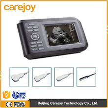 Conveniently used portable Handheld veterinary ultrasound scanner Diagnosis Equipment for animal