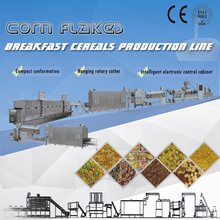 Extruded nestle cornflakes production line