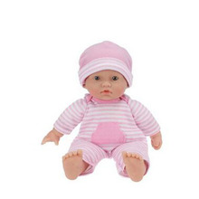 WASHABLE SOFT BODY CAUCASIAN PLAY DOLL FOR CHIILDREN