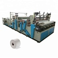 Small investment hotel toilet paper making machine