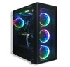 New Design PC ATX Gaming Computer Case with Side Window USB3.0 HD Audio