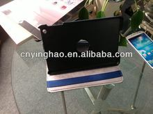 2014 hot sell leather envelop cover for ipad mini