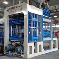 2018 Latest Technology fly ash brick making machine QT8-15 fly ash brick making machine in india price