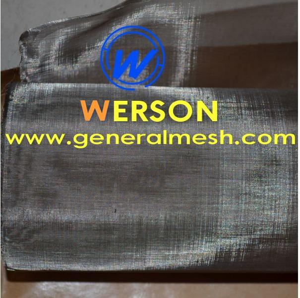 80mesh Zirconium Wire Mesh