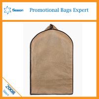 Wedding dress bag foldable suit cover custom garment bag wholesale dress cover
