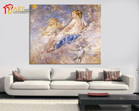 Nude Women Sexy Abstract Picture on Canvas