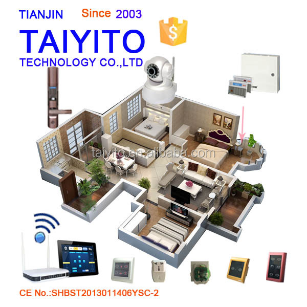 TAIYITO zigbee wireless light control smart home devices with OEM service