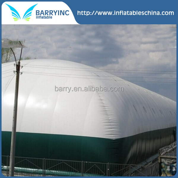 Inflatable air dome for football field hot sale