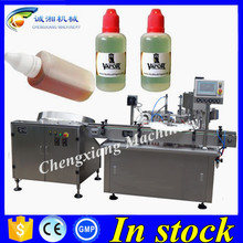 Hot sale plastic bottle filling machine,e-liquid bottle filling machine 10ml