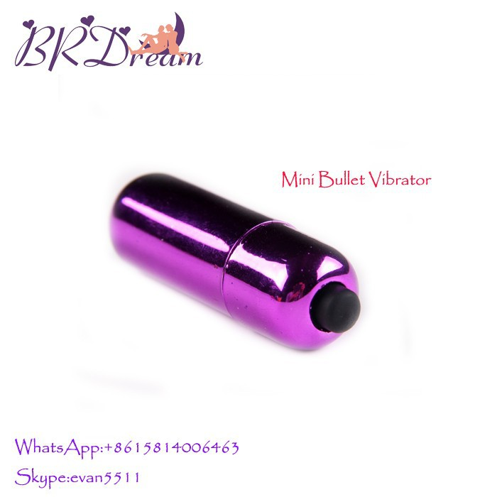 Best Selling and Hottest Sex Toys Mini Vibrator Bullet