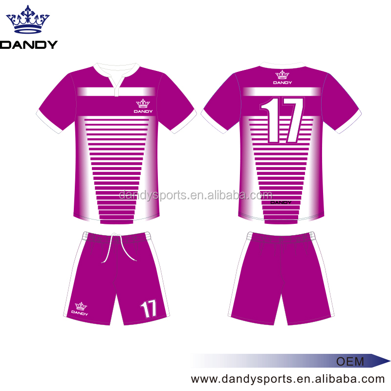 Multi Color Customized Printed Sublimation sports wear cheap soccerJersey and Shirt / soccer uniforms for football team