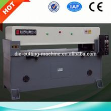 hydraulic four-column cutting machine for car dust boot