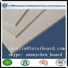 Fireproof Insulated Drywall Panels Fiber Cement Roofing Sheet