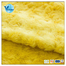 plush microfiber fabric long hair plush fabric long plush fur fabric