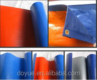 Extra strong Tarpaulin projects valuable cargo during transportation by road, rail or ship from rain and hot winds