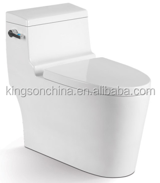 KS-3005 ceramic one piece toilet and bath bath toilet