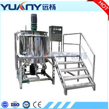 Chinese Factory Direct Supply Detergent Liquid Soap Making Mixing Machine With Raw Meterial Ingredient Formula Offer For Free