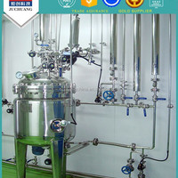 Stainless Steel Jacketed Mixing Vessel Chemical