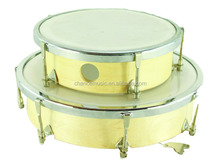 Tunable plastic tambourine with drum shell ABC-BT908FT/910FT/912FT