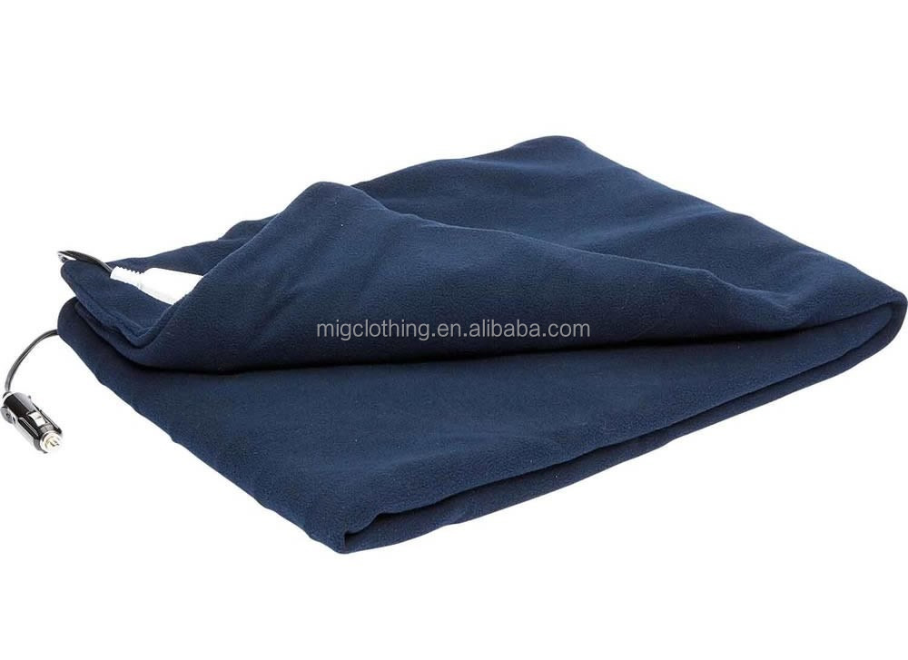 12v Car Electric Blanket Travel Blanket For Heating Buy