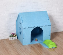 dog playpen pet indoor free cage cat small dog rabbit eco-friendly