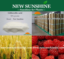 Gibberelic acid Plant growth regulator for cucumber