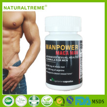 Wholesale max man powder capsules for providing energy