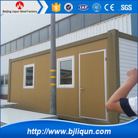 Most popular high quality portable container house
