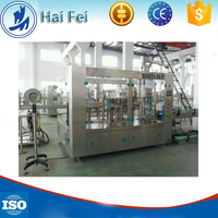 Beverage Carbonated Soft Drink Filling Machine For Soda Water Factory