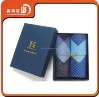 China new product luxury tie packaging box