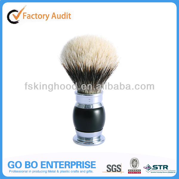 High quality wholesale silvertip badger shaving brushes handles