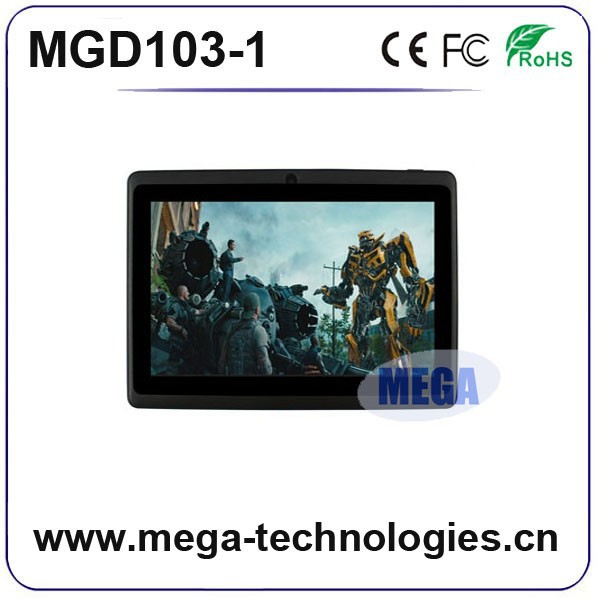 7 inch quad core android 4.2 built-in gps 3g wifi user manual mid tablet pc