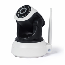 Pan Tilt WIFI IP Cameras 720P Wireless Security System 1MP CCTV Cameras Support Talkback