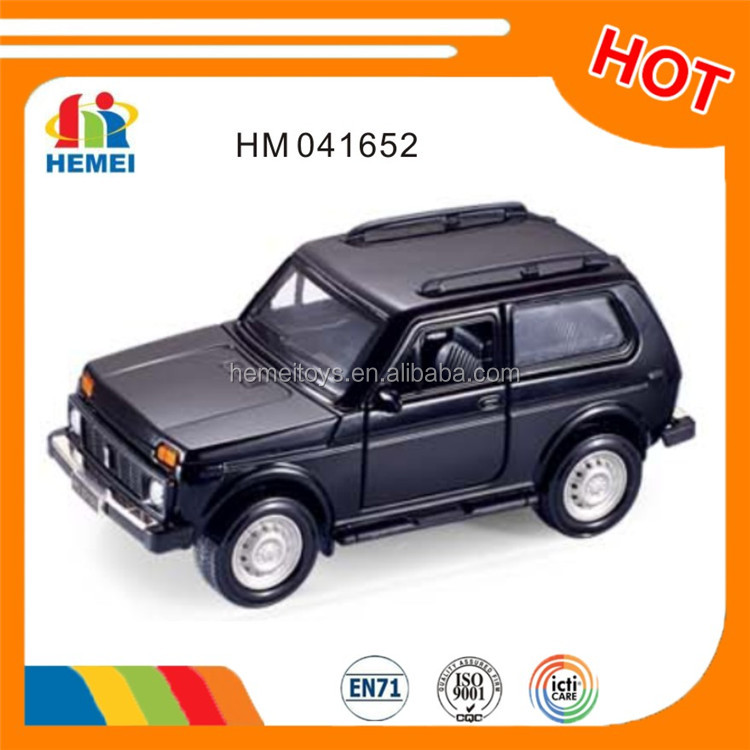 Toy diecast jeep car die cast jeep model car