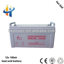12V 100AH sealed rechargeable lead acid battery in auto, Aokete 100AH rechargeable deep cycle back up battery