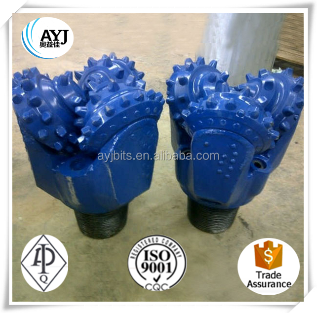 API standard 7 1/2in 190.5mm old tricone bit/rock drill bit