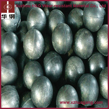 High hardness &110mm grinding media balls