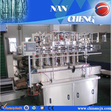 China Hot Sales Automatic Bottle Washing Filling Capping Machine Edible Oil Filling Machine In Factory Price