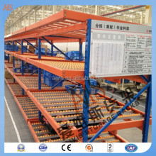 Warehouse Steel Roller Shelf, Rack System, Racking System