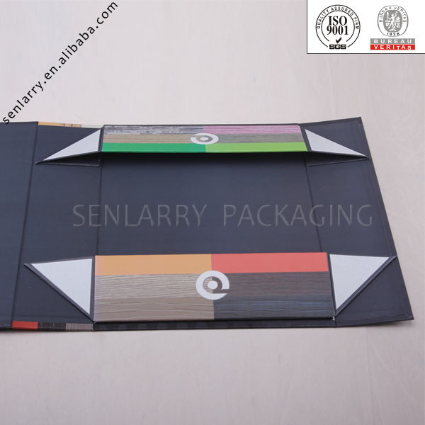 hot sale glossy templates for paper folding boxes