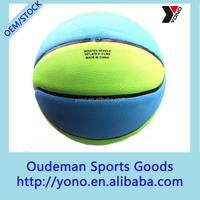 High quality but cheap wholesale offical size 7 rubber basketball