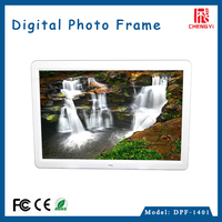 promotional 14 inch wifi gift digital picture frame