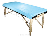 PP Nonwoven Material Foldable Hospital Bed Sheets