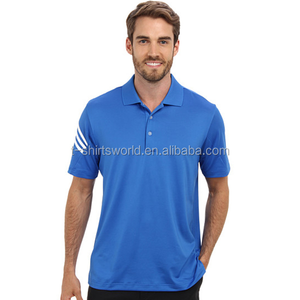 Summer dry fit guangzhou polo shirt