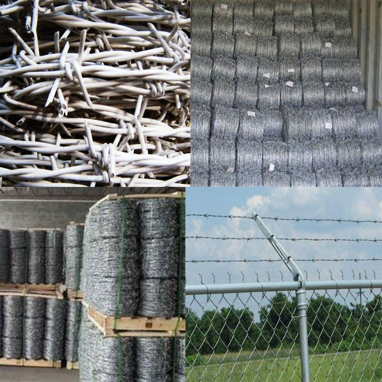 Hot Sale 4 Strand Barb Wire Fence Cost Manufacturer - Buy 4 Strand ...